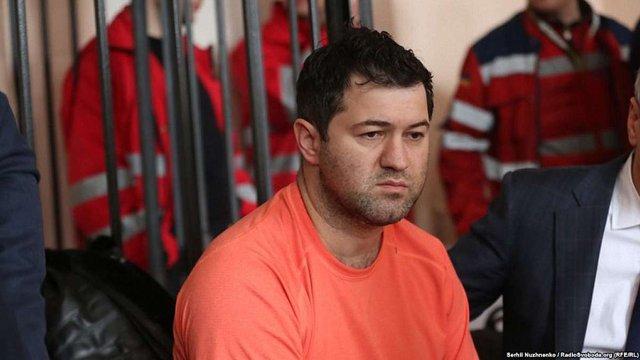 Суд дозволив Роману Насірову зняти електронний браслет