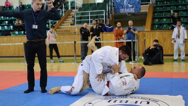 У Львові завершився національний чемпіонат з бразильського джиу-джитсу