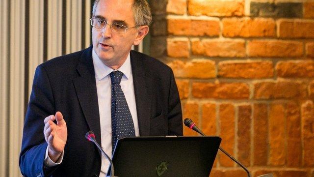 Львівський безпековий форум 2018 відкриє британський аналітик та публіцист Едвард Лукас