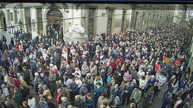 У Львові відбудеться загальноміська молитовна хода УГКЦ
