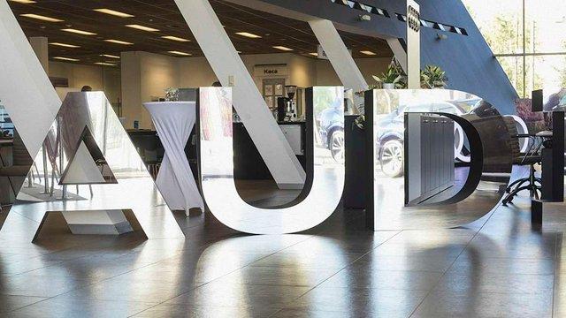 В автосалоні Audi Центр Львів  на Липинського відбулися Audi Q8 Open Days