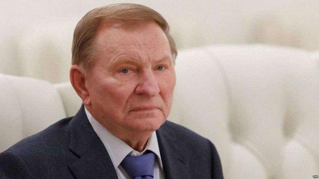 Леонід Кучма припинив свою участь у переговорах щодо Донбасу