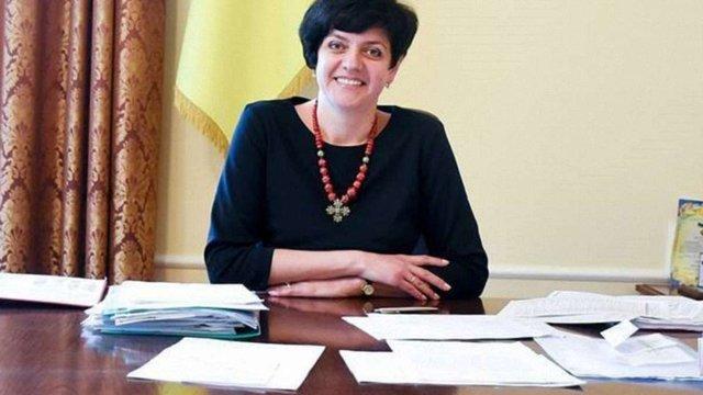 Ірина Гримак звільнилась з посади заступниці голови ЛОДА