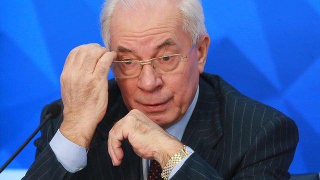 ГПУ звинуватила Азарова у продажі посади віце-прем'єра Андрію Клюєву за 140 млн грн