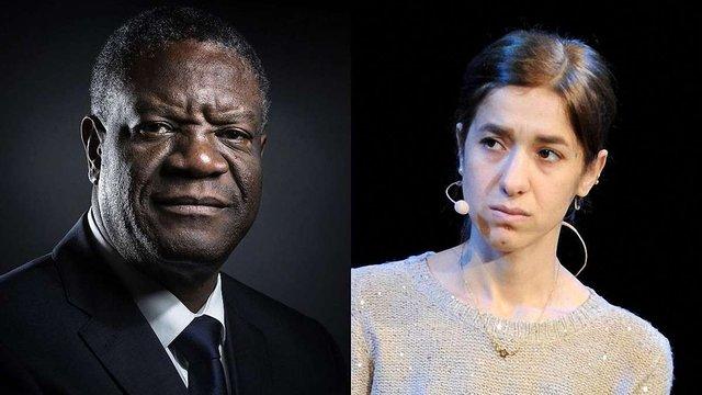 Нобелівську премію миру присудили за боротьбу із сексуальним насильством під час війни
