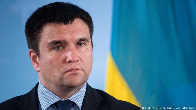 МЗС України не закриватиме консульства в Росії, – Клімкін