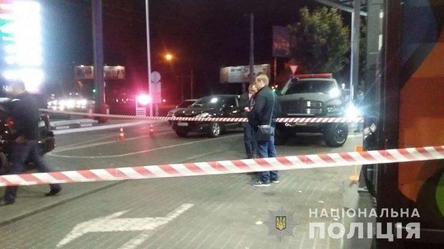 Поліція затримала нападників, які обстріляли автомобіль учасника «Автомайдану» в Одесі