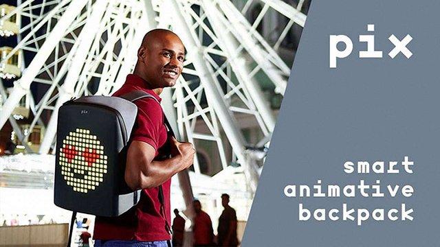 Анімований рюкзак від української команди зібрав на Kickstarter 150 тис. доларів