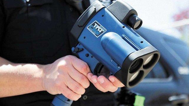 Поліція оприлюднила перелік трас із радарами TruCAM