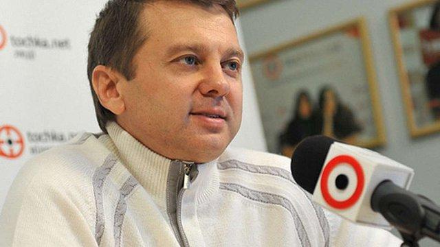 Колишнього чоловіка Лілії Подкопаєвої затримали за підозрою у державній зраді