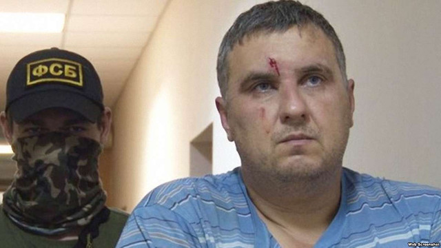Викраденого українського політв'язня Панова етапували  в Москву