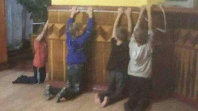 В санаторії на Хмельниччині вихователь знущався над дітьми