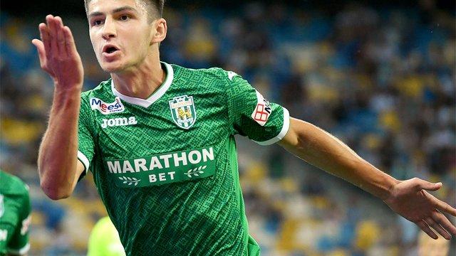Гравець львівських «Карпат» Мар'ян Швед став найкращим гравцем вересня в УПЛ
