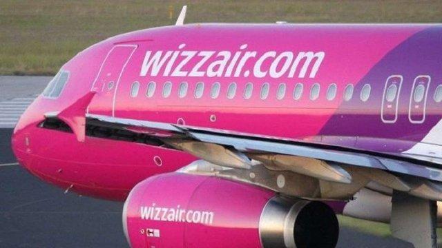 Wizz Air зменшив розмір дозволеної ручної поклажі на борту літака