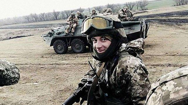 На Донбасі загинув 27-річний боєць із Львівщини Роман Магас