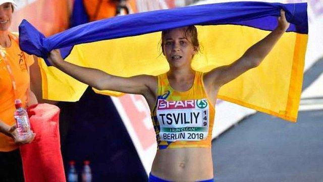 Українську лекгоатлетку-рекордсменку підозрюють у прийомі допінгу