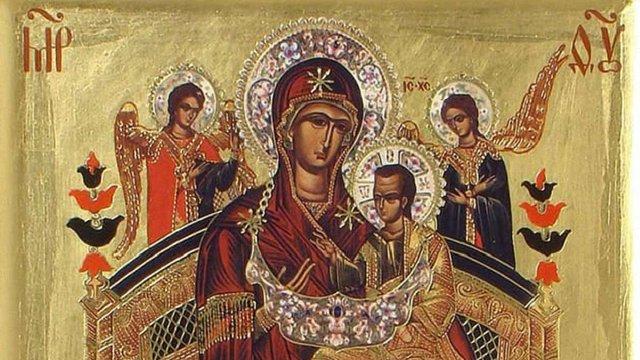 У храмі Покрови Пресвятої Богородиці у Львові виставлять чудотворну ікону «Всецариця»
