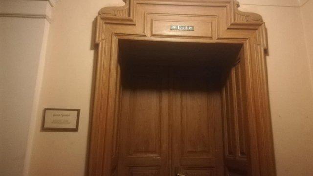 Голова ЛОДА не допустив журналістку ZAXID.NET на зустріч з миколаївськими депутатами