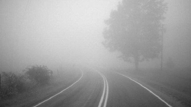 На п'ятницю синоптики прогнозують у Львові та області сильний туман