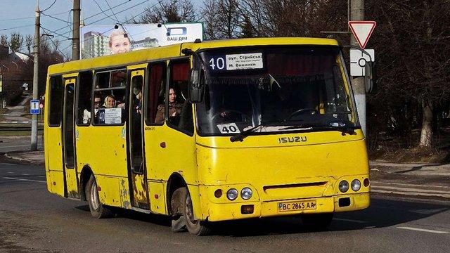 Львівська мерія укладе тимчасові договори з перевізниками ще на місяць