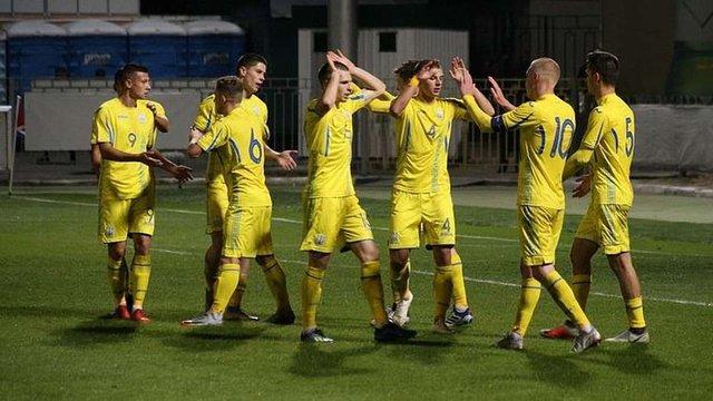 Молодіжна збірна України перемогла Шотландію у відборі на Євро-2019