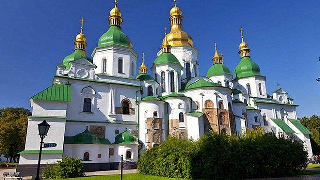 УПЦ КП хоче провести об'єднавчий собор у заповіднику «Софія Київська»