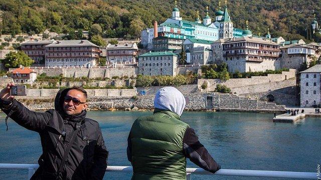Парафіяни РПЦ більше не зможуть відвідувати гору Афон