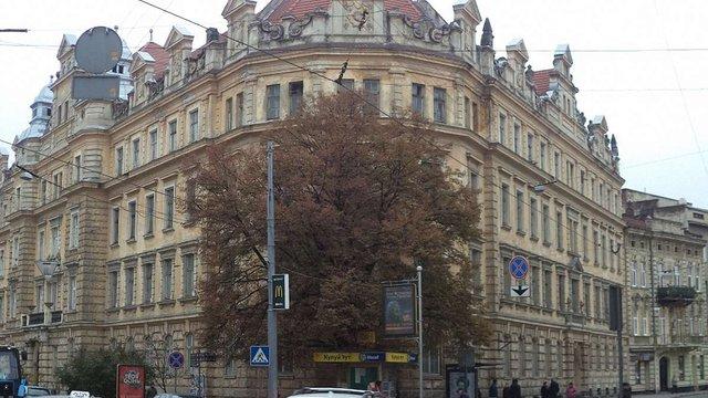 Будівлю Львівського апеляційного суду відреставрують за майже 70 млн грн