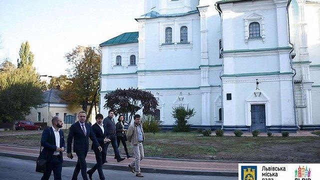 Садовий та львівська делегація відвідали Суми для налагодження співпраці та обміну досвідом