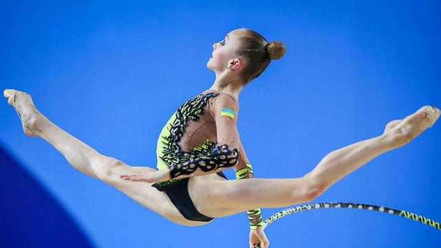 Українська гімнастка здобула «срібло» Юнацької олімпіади