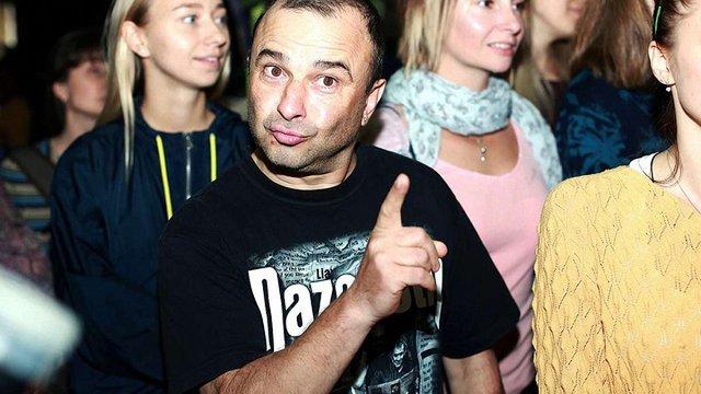 Співак Віктор Павлік зупинив збір коштів на лікування онкохворого сина