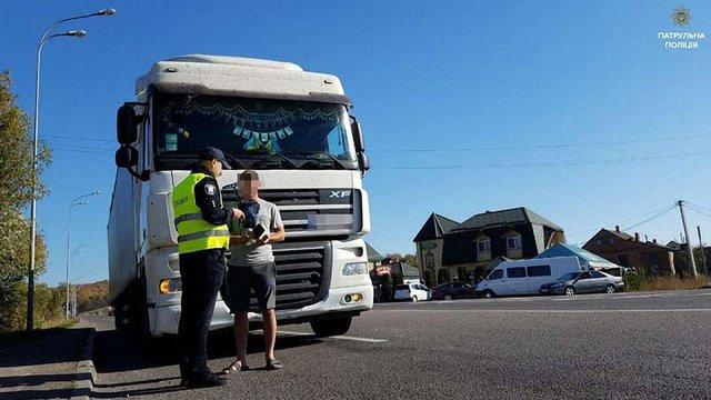 У перший день використання радарів TruCAM поліція виписала 231 штраф