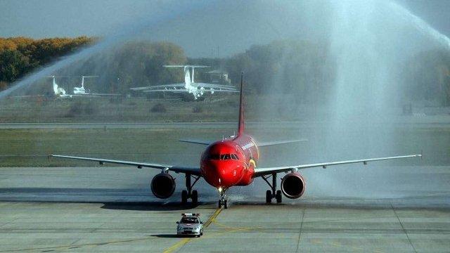 Бельгійський лоукостер Brussels Airlines розпочав польоти з України