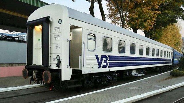 «Укрзалізниця» анонсувала оновлені білі вагони та регулювання температури в купе
