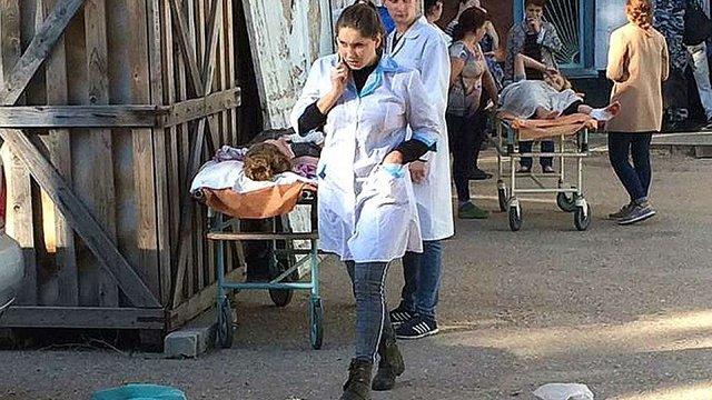 Кількість загиблих унаслідок атаки в кримському коледжі зросла до 21
