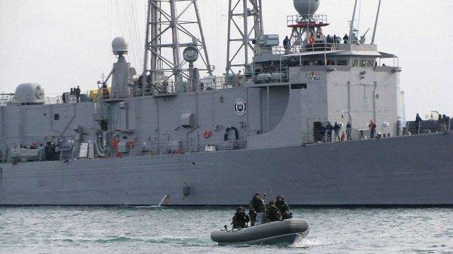 США запропонували Україні фрегати для захисту Чорного та Азовського морів