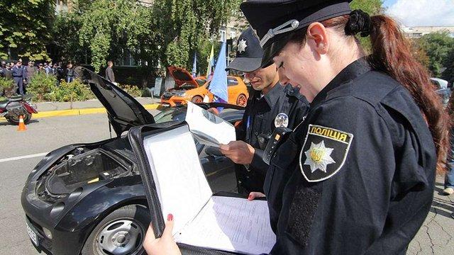 Патрульна поліція заявила, що проблем зі штрафами для авто на єврономерах немає