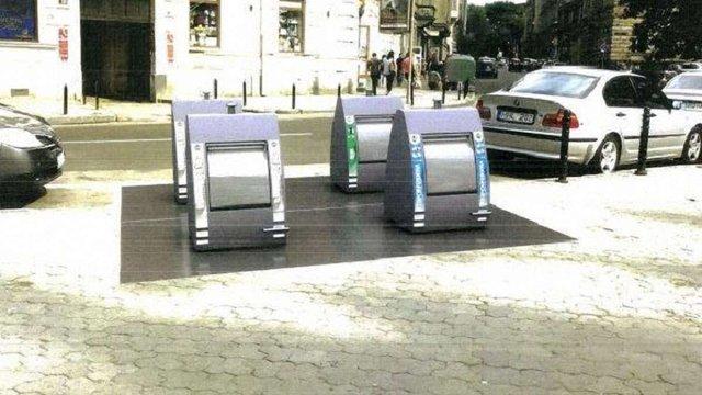 Перший у Львові підземний контейнерний майданчик для сміття встановлять на вул. Словацького