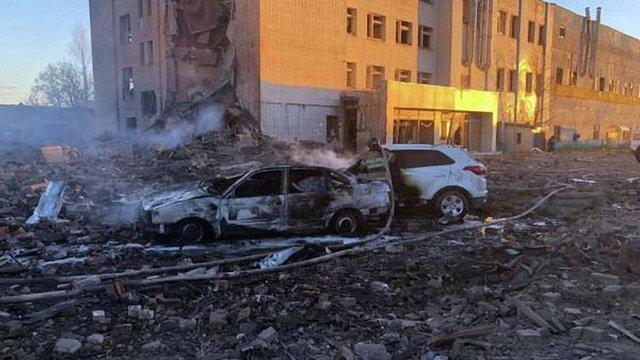 Четверо людей загинули від вибуху на заводі піротехніки в Росії