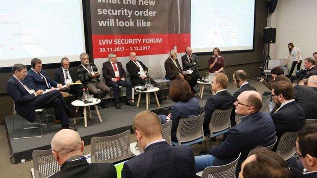 В середу у Львові стартує міжнародний безпековий форум
