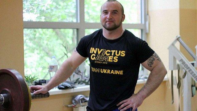 Третє золото на «Іграх нескорених» для України здобув поліцейський Олександр Гавриленко