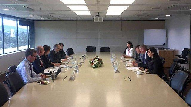 Україна та Австралія посилять співпрацю у протидії кіберзагрозам і тероризму