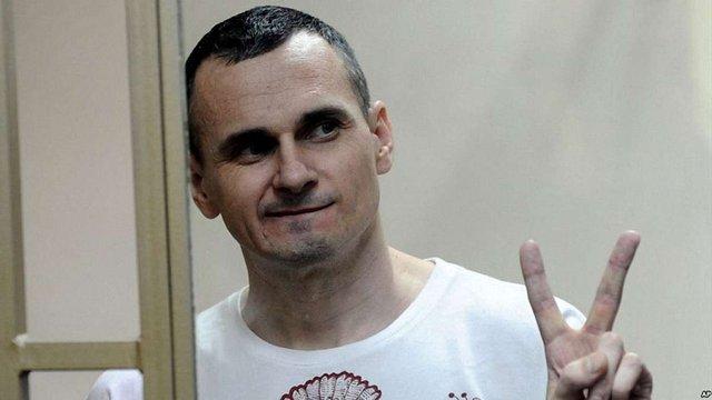 Олегу Сенцову присвоїли польську нагороду Pro Dignitate Humana