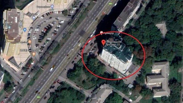 Група шахраїв за 300 тис. доларів намагалася продати нерухомість у центрі Києва