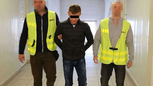 У Любліні затримали українця за те, що кидав бруківкою у поліцейських під час «Маршу Рівності»