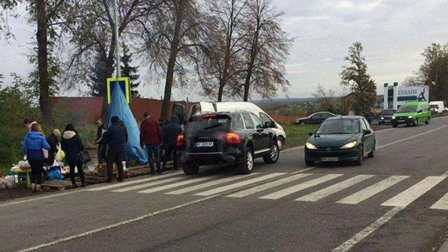 Після двох днів протестів на Львівщині розблокували дорогу до кордону