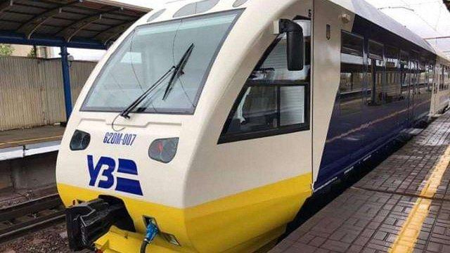 Залізничний експрес до аеропорту «Бориспіль» запустять в листопаді