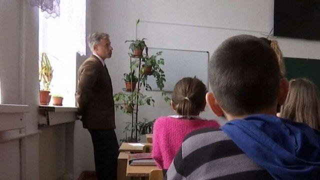 Через гасло «Слава Україні» на Рівненщині стався конфлікт між вчителем та учнем