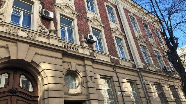 Економічний корпус ЛНУ на проспекті Свободи відреставрують за  майже 10 млн грн