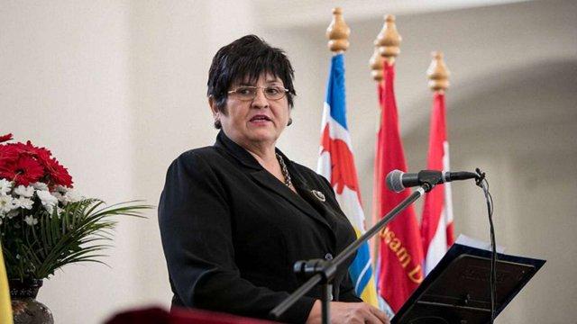 Депутатка облради Закарпаття заявила, що угорців в Україні утискають фашистськими методами
